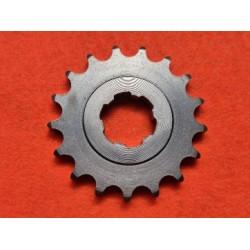 bultaco piñon de cadena Z17 eje 25 mm con arandela para cadena 428