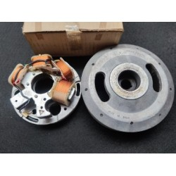 montesa cota 74 123 y 172 plato magnetico motoplat original nuevo