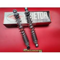 montesa cota 74 y 123 amortiguadores betor de 32 cm