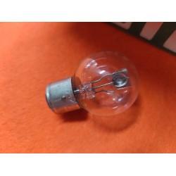 bombilla de faro esferica marca omega 12 voltios 25-25 watios