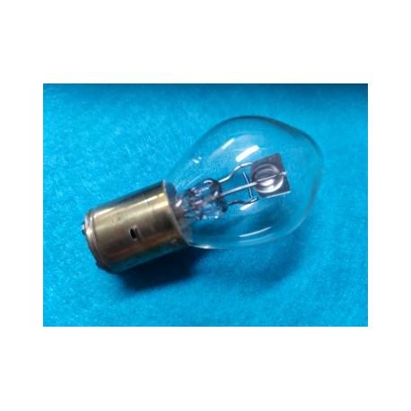 bombilla de faro original de 12 voltios y 45-40 watios de doble filamento