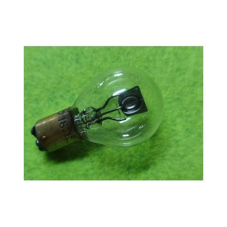 bombilla de faro original de 12 voltios y 18-18 watios de doble filamento