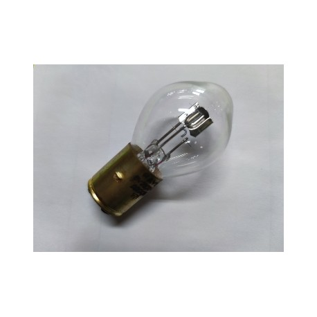 bombilla de faro tipo bosch 6 voltios 20 watios