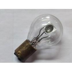 bombilla de faro de 6 voltios 10-10 watios casquillo fino