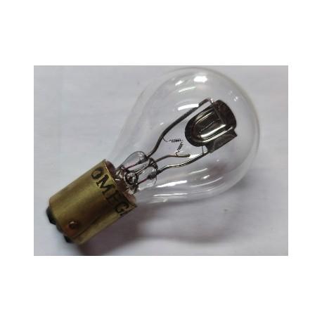 bombilla de faro de 6 voltios 30-30 watios y casquillo fino