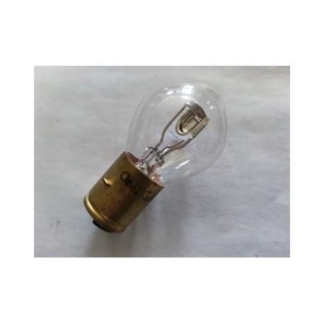 bombilla de faro de 6 voltios 5-5 watios casquillo bosch de 20 milimetros