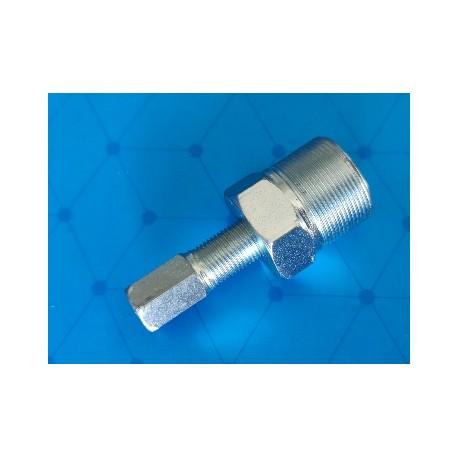 extractor de embrague de mobylette rosca de 24 - 100