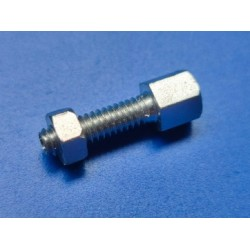 tensor de cable con rosca 5-100 de 25 milimetros de largo
