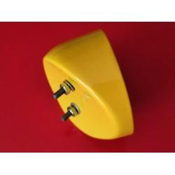 ossa TR80 350 amarilla base del piloto