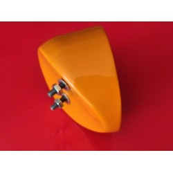 ossa TR80 250 naranja base del piloto