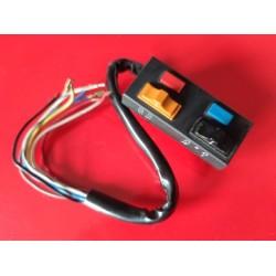 leonelli L 840 interruptor original para vespa y vespino con cableado