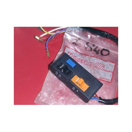 vespino interruptor conmutador de luces original leonelli L840