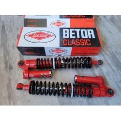 montesa cappra y enduro amortiguadores (2) betor gas de 39 cm