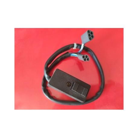 vespa 125 PK XL T5 y 200 interruptor conmutador de luces original leonelli