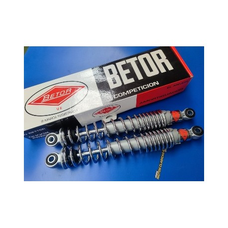bultaco sherpa amortiguadores betomuelle cromador