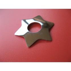 estrella pequeña para amortiguador de tijera varias motos